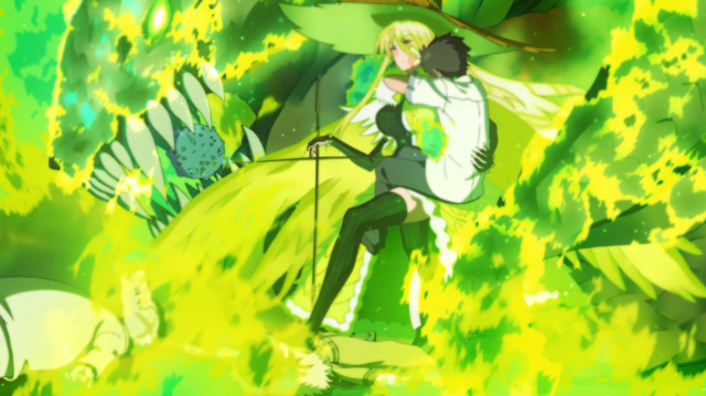 Witch Craft Works, ep2 so green