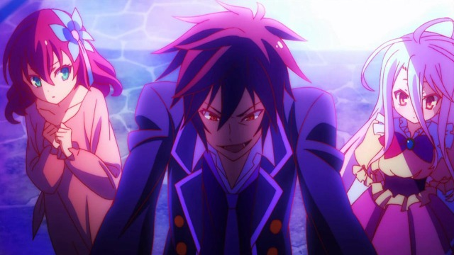 No Game No Life - 03 - Large 01