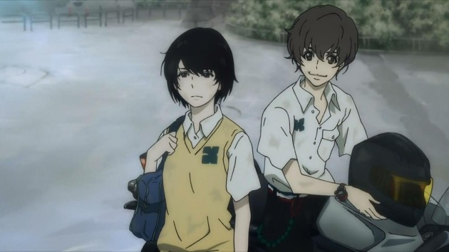 Zankyou no Terror, Ep 1 & 2: Riddle of the Sphinx | Anime Is Dead